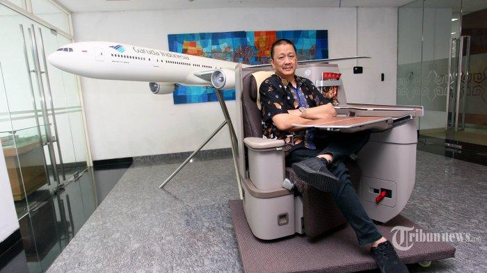 Pimpinan Komisi VI DPR Minta Dirut Garuda Jadi Raja Tega Agar Tak Senasib Merpati