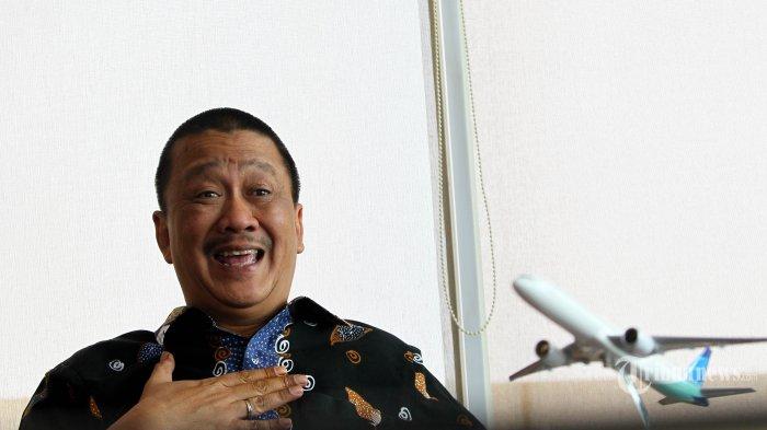 Notulen Hasil Diskusi Bocor ke Publik, Ini Kata Dirut Garuda Indonesia