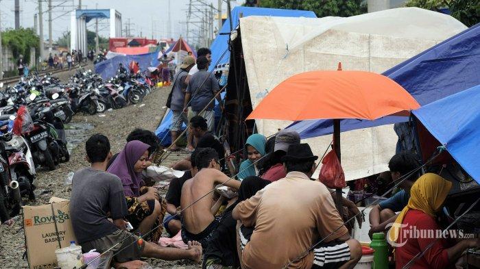 Kemensos: 19.081 Korban Banjir Masih Mengungsi