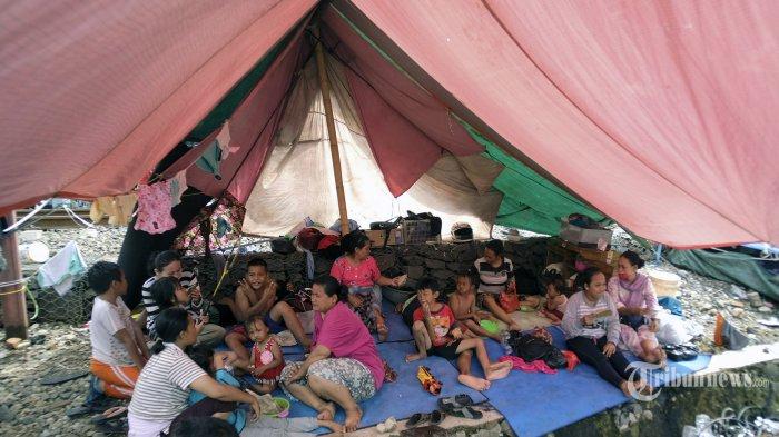 Pengungsi Banjir Ada 8.365 Jiwa, Terbanyak Masih di Jakarta Timur