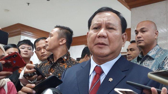 Hasil Survei Jadi Menteri dengan Kinerja Terbaik, Prabowo Terima Kasih Kepada Masyarakat