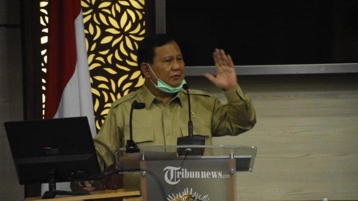 Jubir Membenarkan Rencana Menhan Prabowo Ke Austria Setelah dari AS