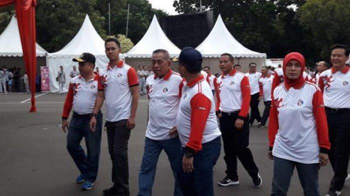 3000 Peserta Ikut Serta, Menhan Buka Bela Negara Run 2018