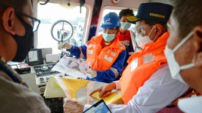 Menhub Minta Pengecekan Antigen di Pelabuhan Kaliadem Ditingkatkan