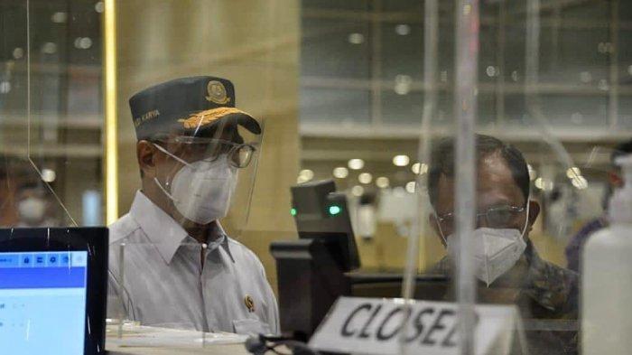 Waspada Lonjakan Penumpang saat Libur Akhir Tahun, Menhub Cek Kesiapan Bandara Ngurah Rai