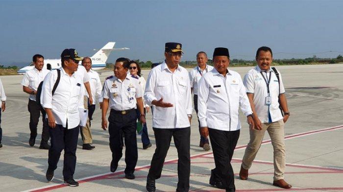 AP II Sukses Optimalkan Bandara Kertajati, Load Factor Maskapai Naik