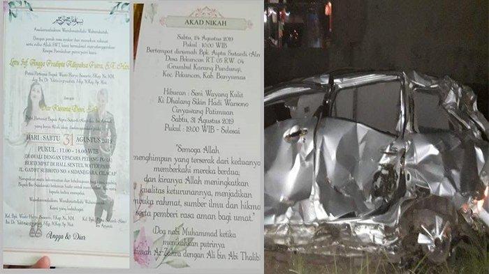 Lettu TNI Angga Pradipta Meninggal Dunia dalam Kecelakaan di Hari Jelang Pesta Pernikahan