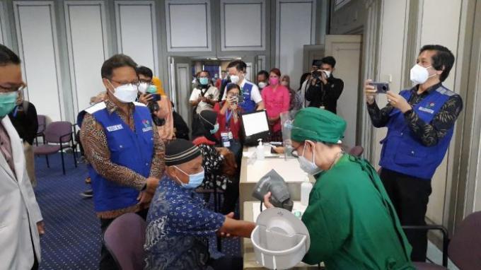 Legislator PDIP Minta Pemerintah Pastikan Ketersediaan Vaksin untuk Atasi Pandemi Covid-19