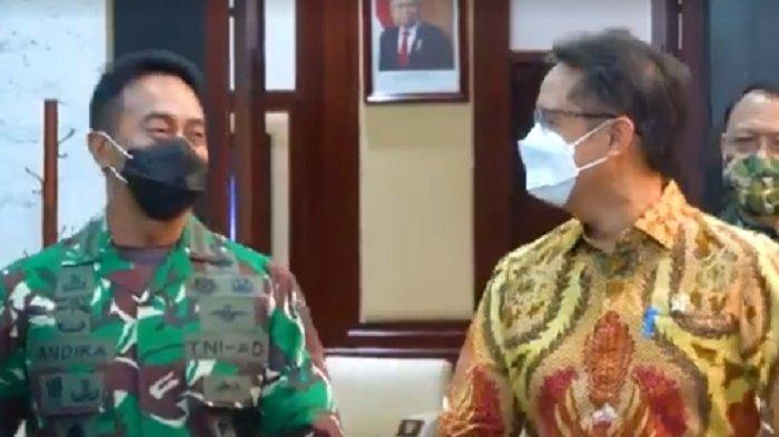 KSAD Tegaskan Tenaga Medis TNI AD Siap Dukung Kemenkes Bantu Vaksinasi Covid-19
