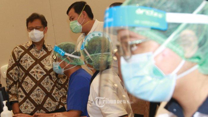 Program Vaksinasi Covid-19 Selama Ramadan Diprioritaskan untuk Para Lansia