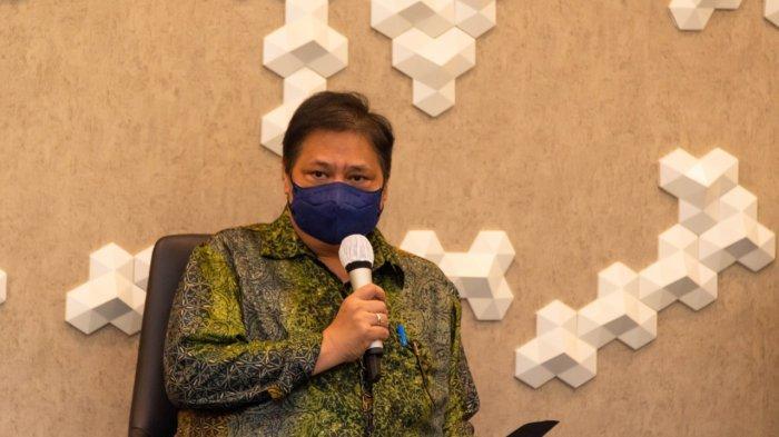 Update Terbaru, Airlangga: Belanja Nasional April Tumbuh 32,48 persen