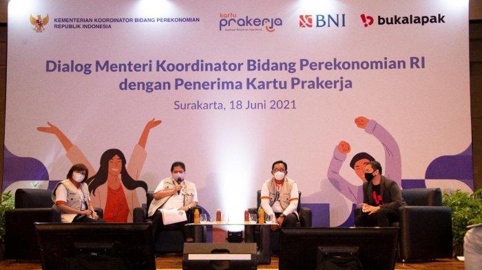 Kartu Prakerja Buktikan Diri Sebagai Program yang Inklusif di Tengah Pandemi