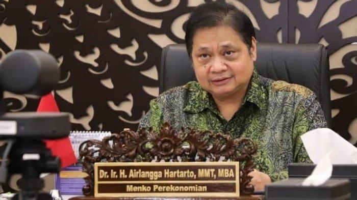 Airlangga: PPKM Luar Jawa dan Bali Terus Menunjukkan Perbaikan untuk Beberapa Indikator