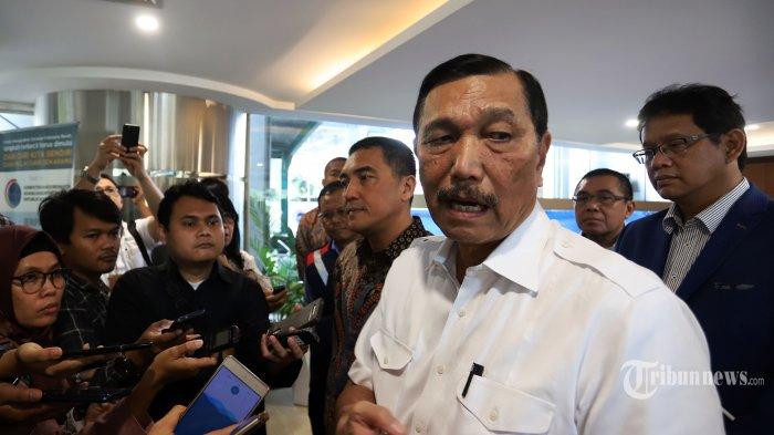 Luhut Pastikan TKA China Masuk Indonesia Juni atau Juli 2020, Sekarang Baru Urus Dokumen