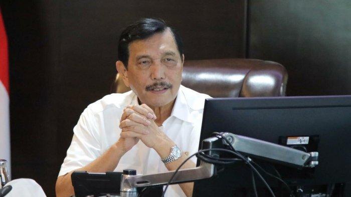 Luhut: Saya Minta Maaf kepada Seluruh Rakyat Indonesia jika Penanganan PPKM Darurat Belum Optimal