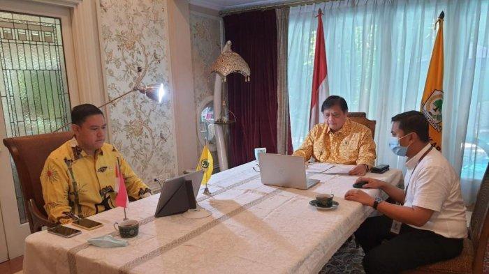 Airlangga Hartarto: Pemulihan Ekonomi Indonesia di Masa New Normal Mengarah Positif