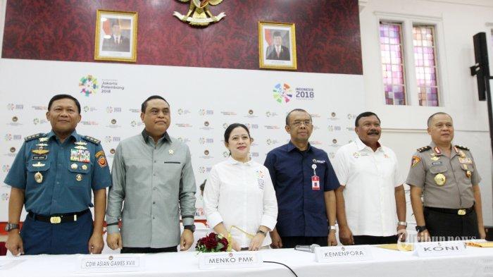 Sukses Menyelenggarakan Asian Games XVIII 2018, Indonesia Tatap Olimpiade 2032