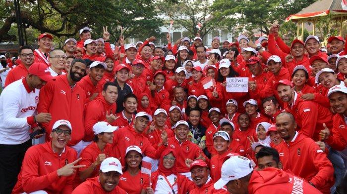 Menko PMK: Tim Indonesia Siap Berjuang Demi Raih Prestasi Tertinggi