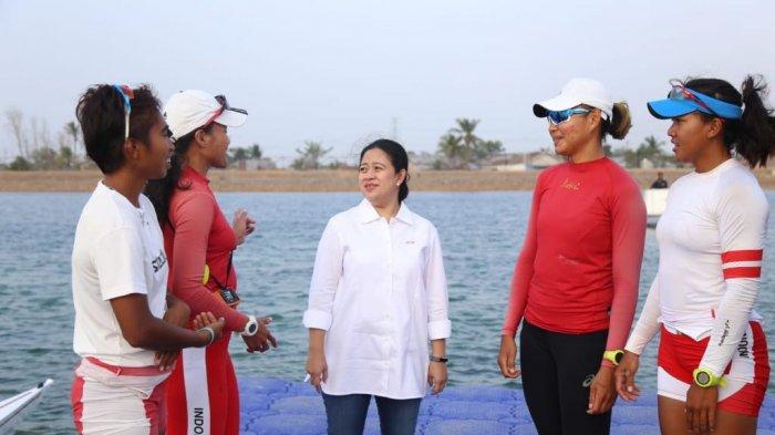 Menko Puan : Kesiapan Penyelenggaraan Asian Games 2018 di Jakabaring Sudah Mencapai 99 Persen