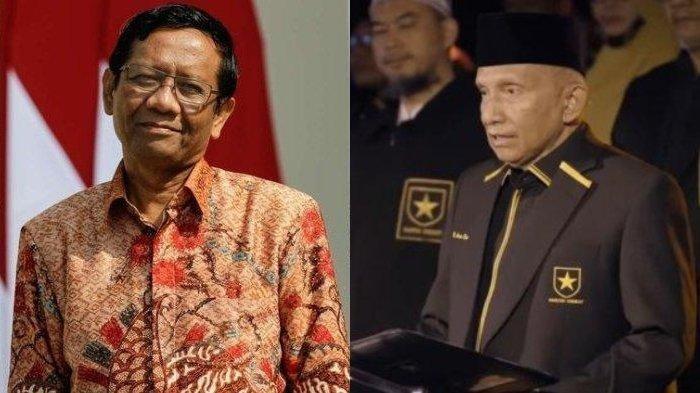 Mahfud MD Apresiasi Sportivitas Amien Rais yang Sebut TNI-Polri Tidak Terlibat Tewasnya 6 Laskar FPI