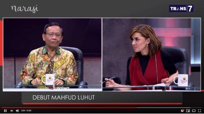 POPULER- Mahfud MD Kaget Dengar Jawaban Prabowo saat Diajak Diskusi: Kalau Ada Kesalahan Saya Marahi