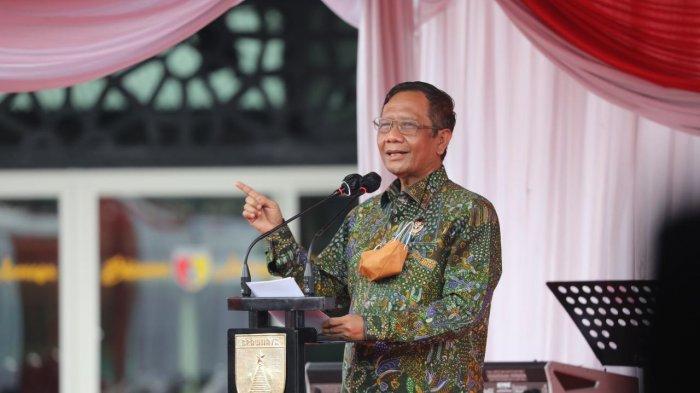 Tips Jadikan Puasa Sarana Menggapai Ketaqwaan Ala Menko Polhukam Mahfud MD