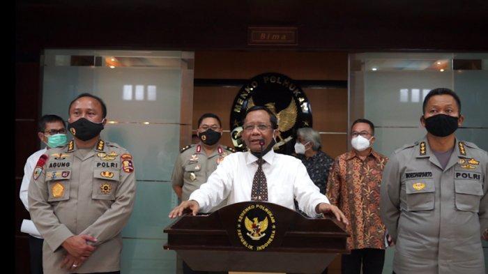 Jawaban Mahfud MD Terkait Kekecewaan MUI Soal Masjid Ditutup Tetapi Mall Tetap Dibuka