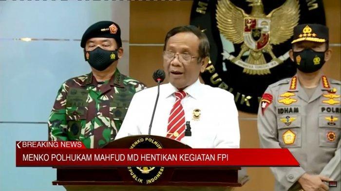 Elite Gerindra Dukung Kebijakan Tegas Jokowi Terhadap Kelompok Intoleran