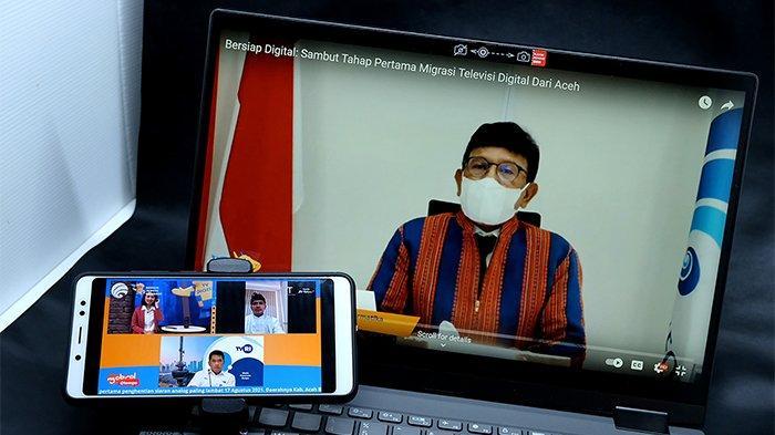 Migrasi ke TV Digital Dorong Berbagi Infrastruktur