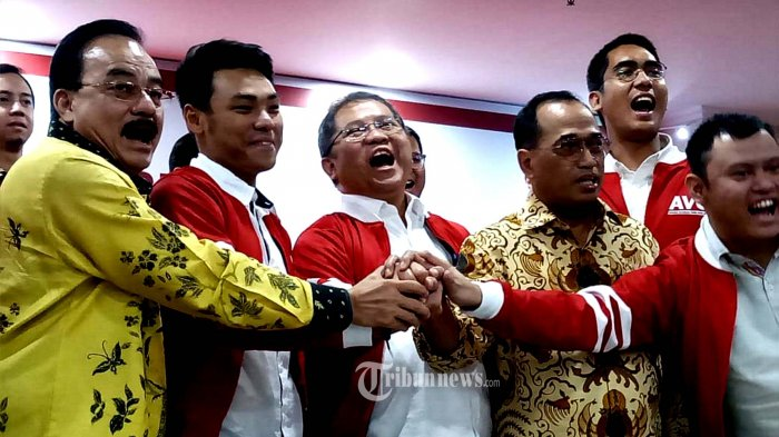 Menkominfo Rudiantara Lantik Pengurus AVGI.