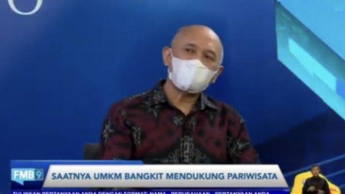 Menkop Teten Mengaku Diminta Jokowi Batasi Produk Impor yang Membanjir di Marketplace