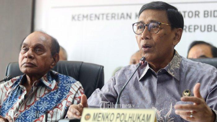 Wiranto: Tak Ruang untuk Referendum, NKRI Harga Mati