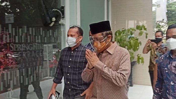 Mahfud MD Kenang Dialog dengan Artidjo Alkostar soal Alumni HMI yang Pernah Divonis Lebih Berat