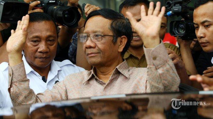 Mahfud MD Sebut di Era Jokowi Banyak Pelanggaran HAM, dengan Pola yang Berbeda dari Orde Baru