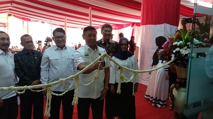 Resmikan Gedung Baru LPSK, Wiranto: Saya Lihat Lebih Hebat dari Kantor Kemenkopolhukam