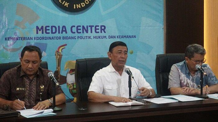 Menkopolhukam Dapat Instruksi dari Jokowi untuk Pulihkan Perekonomian di Palu