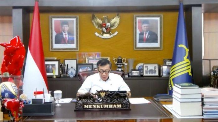 Pemerintah Usulkan RUU Wabah dan Omnibus Law Sektor Keuangan Jadi Prolegnas Prioritas 2021
