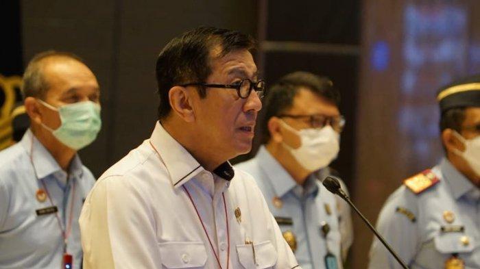 Menkumham Perintahkan Imigrasi Perketat Perlintasan Orang ke Indonesia