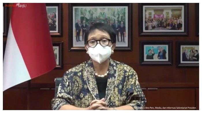 Menlu Retno Soroti Pakta Pertahanan AUKUS dan Ingatkan Soal Ancaman Stabilitas Kawasan