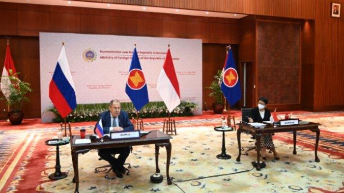 Indonesia dan Rusia Bahas Kerja Sama Produksi Vaksin Sputnik V