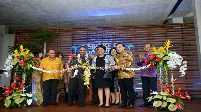 Menpar Arief Yahya Buka Rahasia Wisata dan Edukasi di Bali Secret Garden