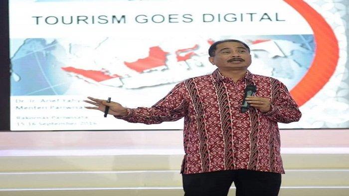 Menpar Arief Yahya :  Maju Serentak Tentu Kita Menang!