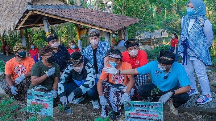 Sandiaga Uno Ajak Content Creator Kolaborasi Promosikan Desa Wisata