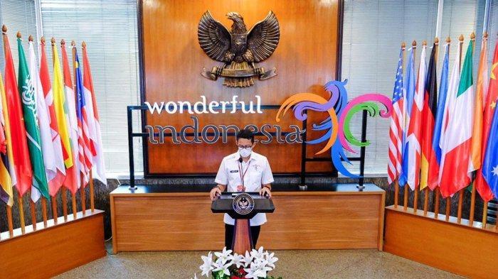 Menparekraf Dorong Lebih Banyak Pihak Berpartisipasi dalam Work From Bali