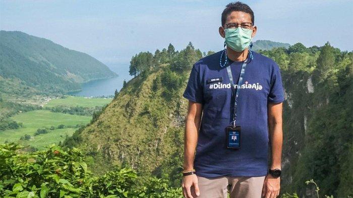Kolaborasi KLHK dan Kemenparekraf Kembangkan Wisata Alam Berbasis Konservasi
