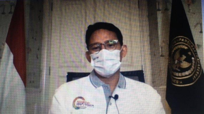 Menparekraf Sandiaga Uno Dorong Sentra Vaksinasi Hadir di Desa-Desa Wisata