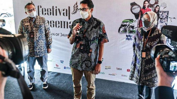 Menteri Sandi Dorong Pengembangan Akses dan Infrastruktur Pariwisata Kawasan Borobudur