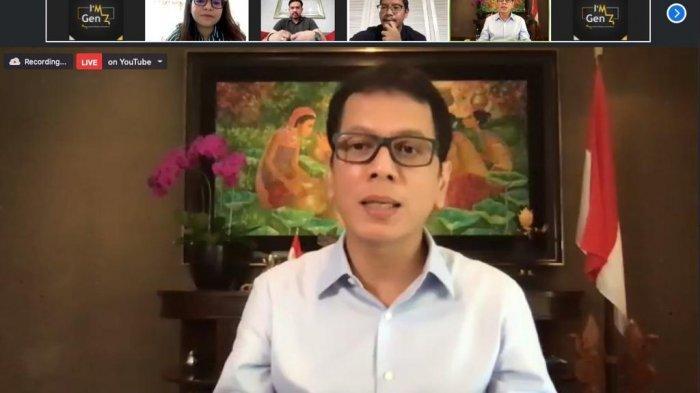 Kampanye Nasional ICCN Aksi Bersama untuk Sesama Diluncurkan Menteri Wishnutama
