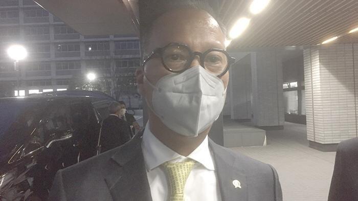 Kunker ke Jepang, Menperin Agus Gumiwang Sempatkan Bertemu dengan Menteri Yasutoshi Nishimura