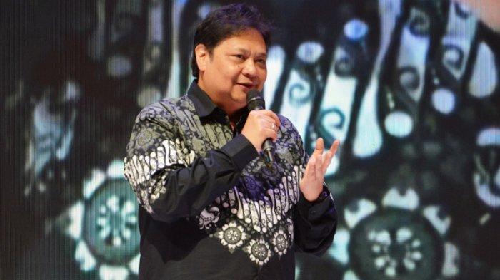 Menteri Airlangga Dorong Pertumbuhan Coworking Space untuk Ciptakan Wirausaha Muda